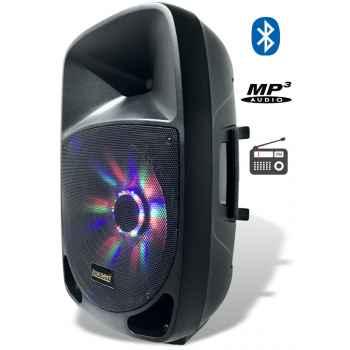 """Lexsen PSA15AL Altavoz Amplificado 15""""  con efectos LED con Bluetooth"""
