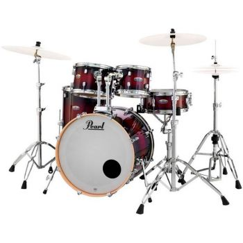 Pearl Decade Maple DMP905/C Gloss Deep Red, Set Bateria
