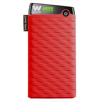 WOXTER Power Bank 10500 SR Rojo