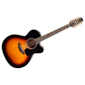 Takamine P6JC-12BSB Guitarra Acustica 12 cuerdas