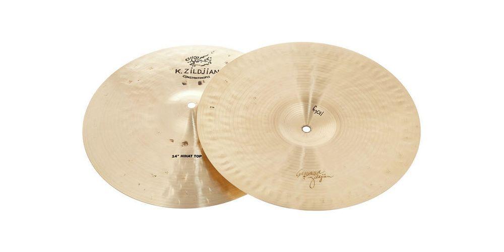Low Cost Zildjian 14 K Constantinople Hi Hat