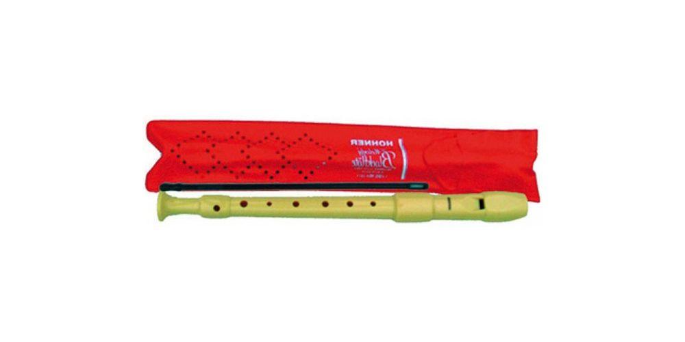 hohner flauta mod 9516 plastico