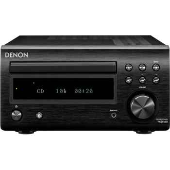 DENON RCDM-41 Black  Receptor, CD ( REACONDICIONADO )
