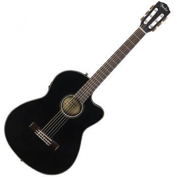 Fender CN-140SCE Black con Estuche