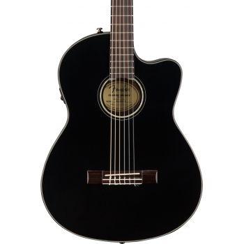Fender CN-140SCE Guitarra Electro Acústica  Black + Estuche