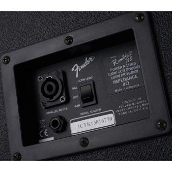 Fender Rumble 115 Cabinet V3 Pantalla para Bajo