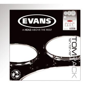 Evans ETPEC2SCTDF, Parches, 10
