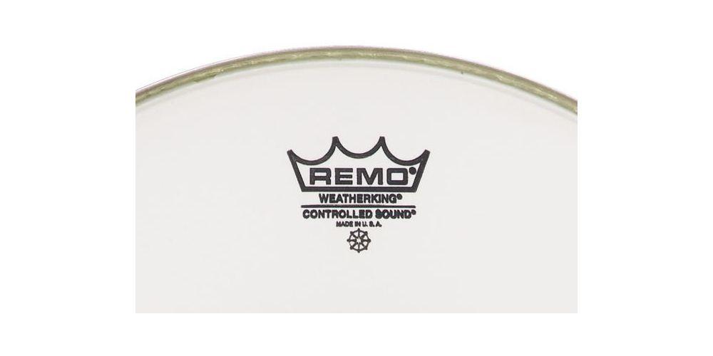 remo cs ambassador coated 13 pulgadas parche