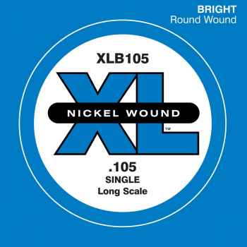 D´addario XLB105 Cuerda Suelta para Bajo