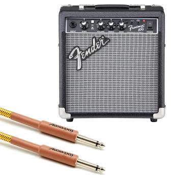 Fender Frontman 10G Pack Cable Jack 3 Metros