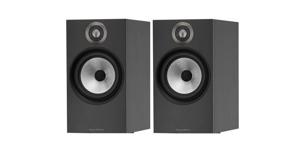 bowers and wilkins bw 607 black