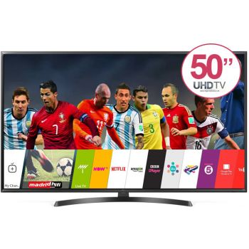 LG 50UK6470 Tv LED 4K UHD 50