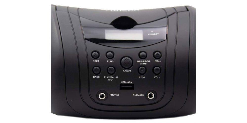 Lauson CP441 Radio CD usb conexion red entrada aux