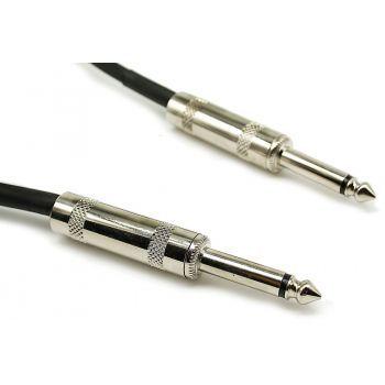 Audibax Bronze Cable Jack Mono a Jack Mono 6 Metros Black