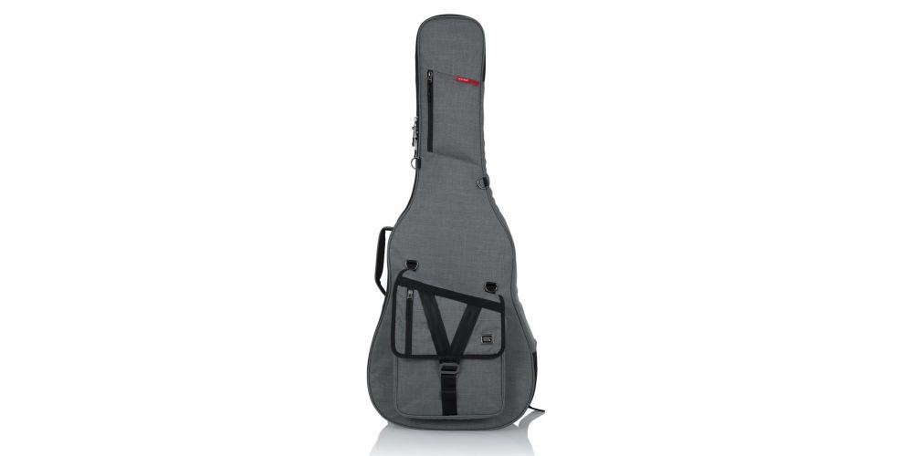 gator gt acoustic gry funda guitarra acústica