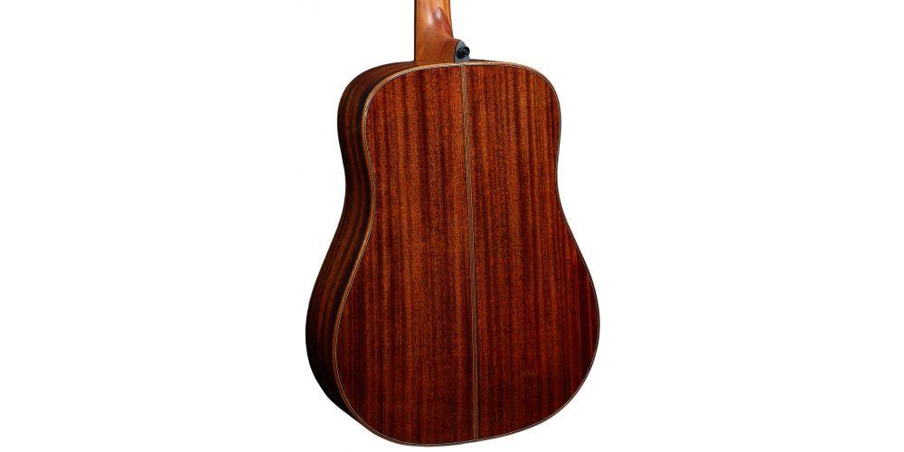 guitarra lag t118d brs acústica