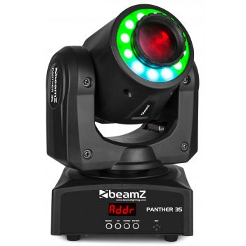 Beamz Panther 35 Spot Cabeza Movil Led 150459