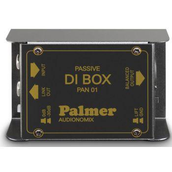 Palmer PAN 01 PRO Caja de Inyección Directa pasiva
