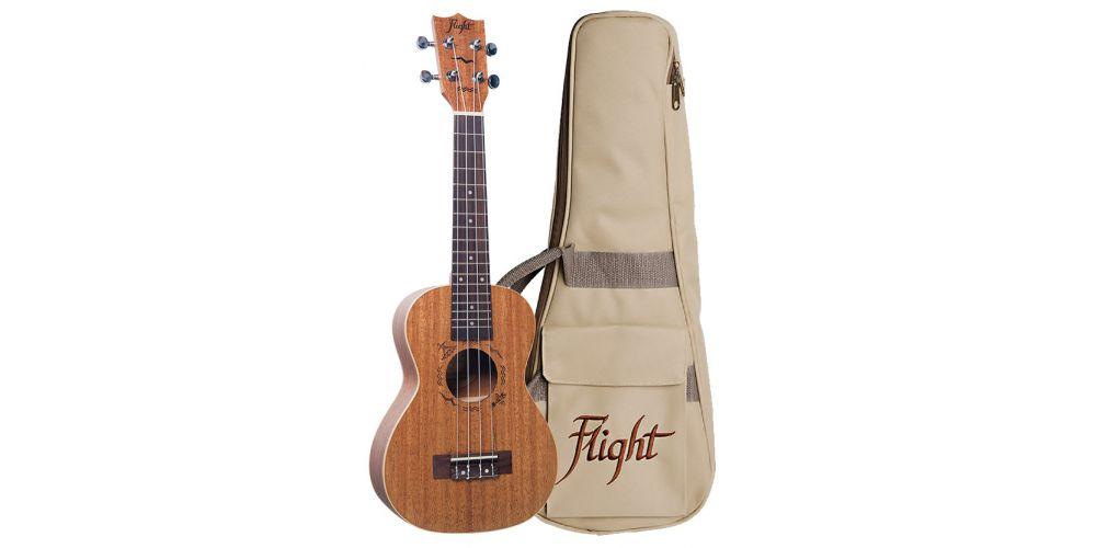 flight duc 323 ukelele concierto