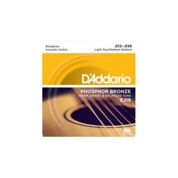 D´addario EJ19 Juego de cuerdas para guitarra acústica