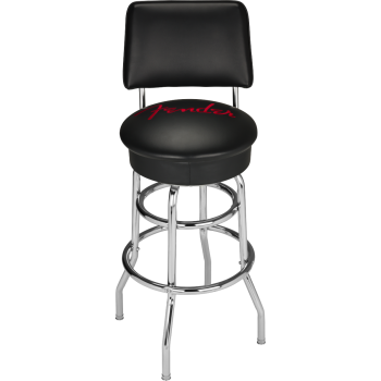 Fender Vegan Leather Barstool 34