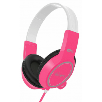 Mee Audio KIDJAMZ-3 Rosa Auriculares para Niños de 4 a 12 años
