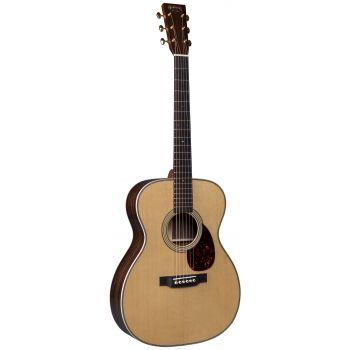 Martin OM-28 MODERN DELUXE Guitarra Acústica con Estuche