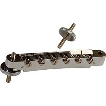 Gibson PBBR-015 ABR-1 Puente para Guitarra Nickel
