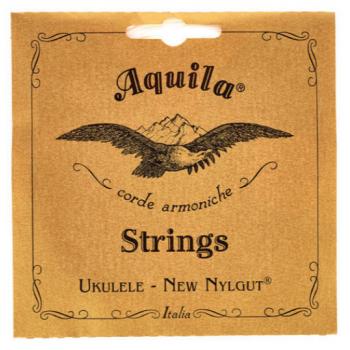 Aquila 23-U Cuerdas Ukelele Barítono Nylgut GCEA