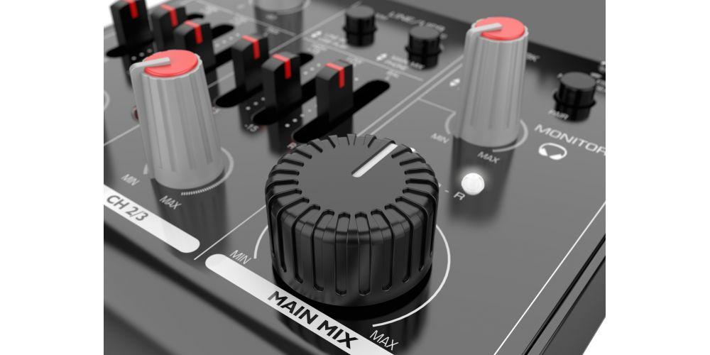 Audibax 202 Go Controles