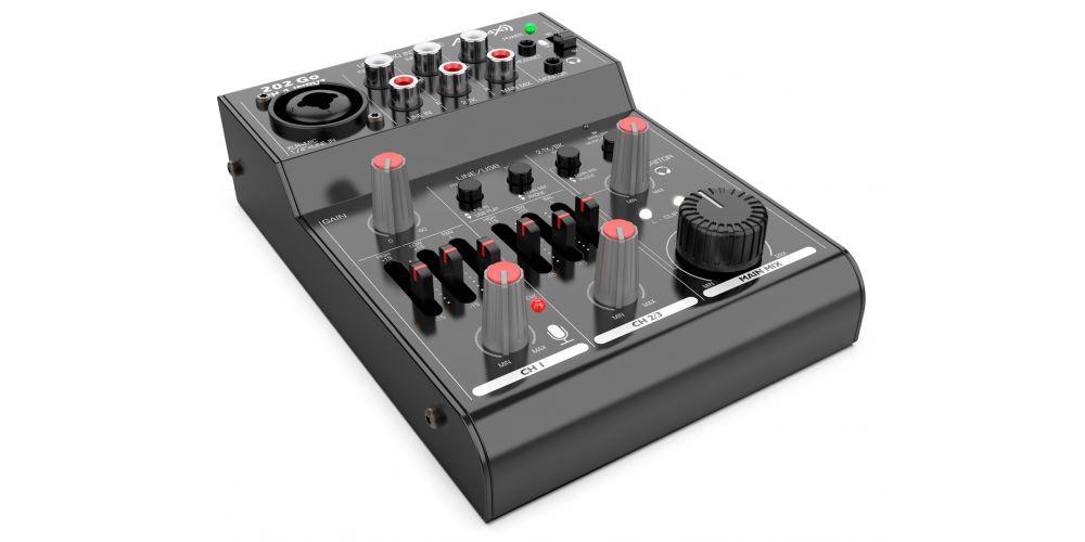 Audibax 202 Go Interface