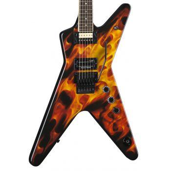Dean Guitars Dimebag Dime O Flame ML. Guitarra Eléctrica