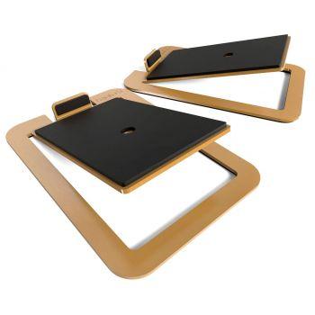 Kanto S4 Copper Soporte para Altavoces