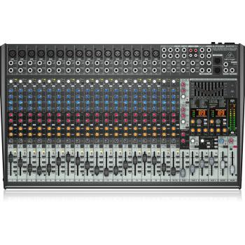 BEHRINGER SX2442FX Mezclador para Directo SX-2442FX Und.
