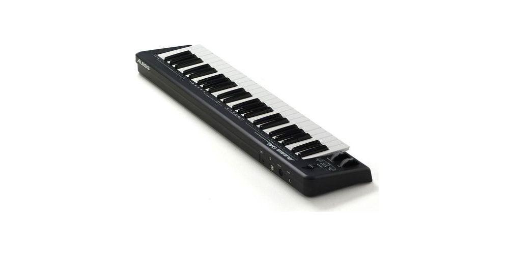 alesis q49 teclado back