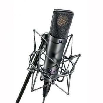 NEUMANN U-89 i MT Microfono Multipatron 5P, Gran Diafragma