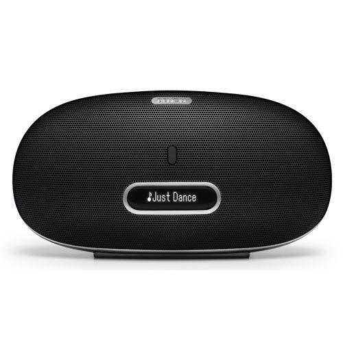 DENON COCOON Portable Negro Altavoz Dock Ipod/Iphone