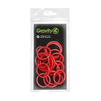 Gravity RP 5555 RED 1 Anillas Rojo