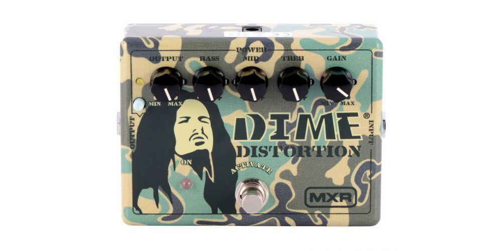 dunlop mxr dd11 dime distortion front