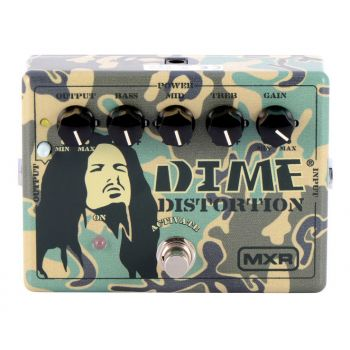 MXR DD11 Dime Distortion pedal
