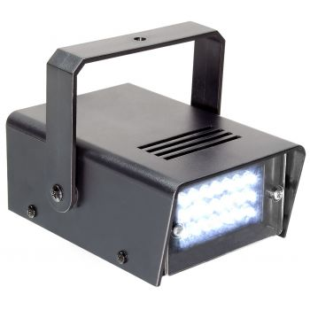 BEAMZ 153275 Mini Estrobo LED
