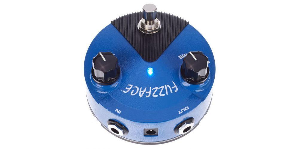 dunlop fuzz face mini silicon back