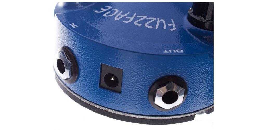 dunlop fuzz face mini silicon jack