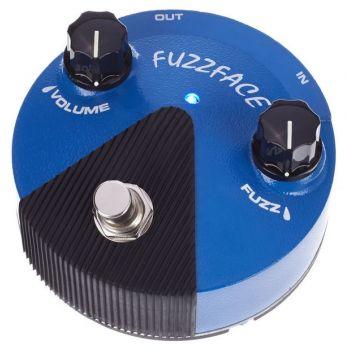 Dunlop Fuzz Face Mini Silicon Pedal