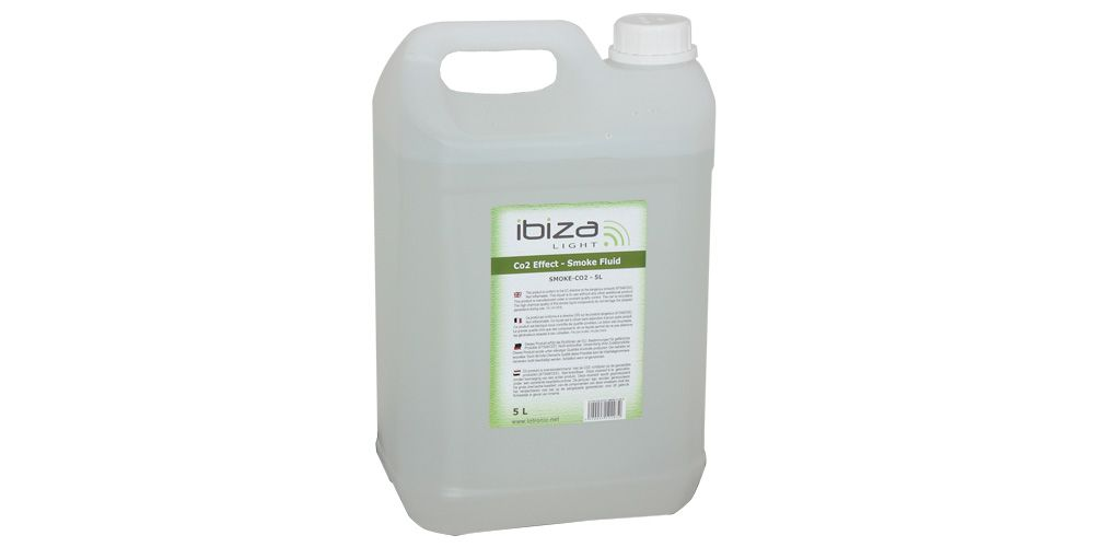 ibiza sound smoke co2 5l