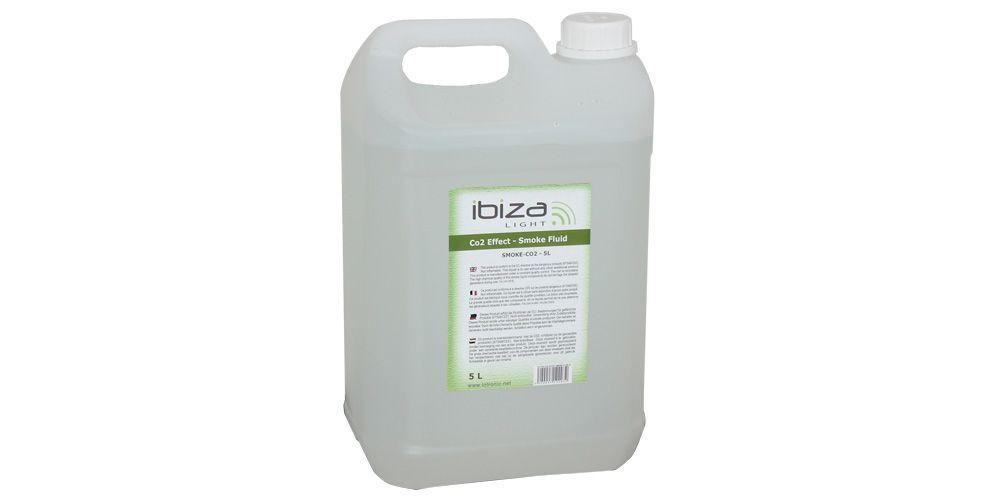 Ibiza Light Smoke CO2 5L Liquido de Humo