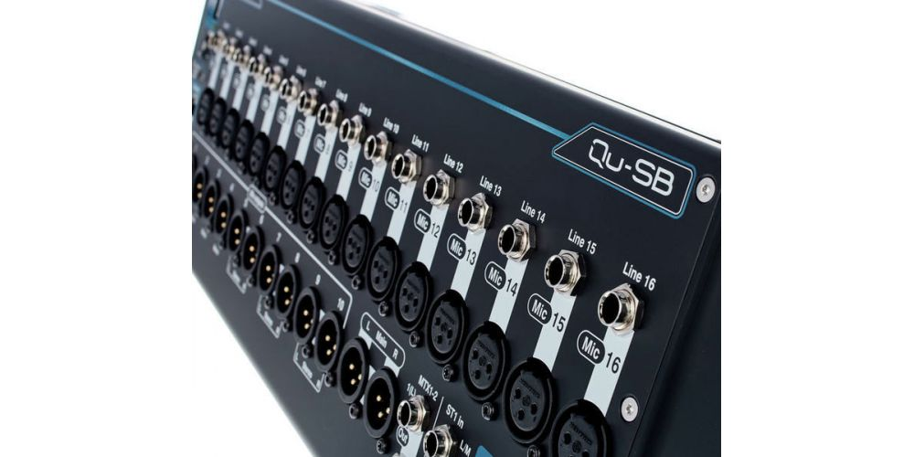 ALLEN-HEATH QU-SB Mezclador digital portatil