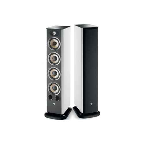 focal aria 936 altavoces pie white