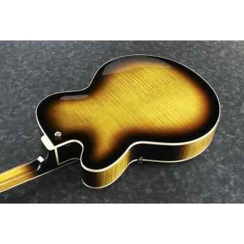 Ibanez AF155 AYS Guitarra Eléctrica Semicaja