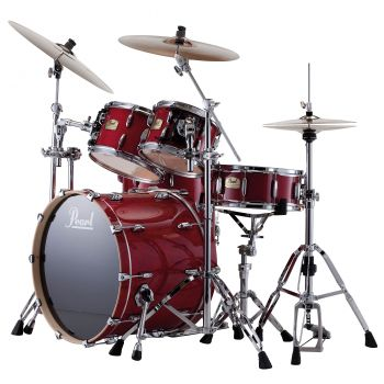 Pearl Session Studio Classic Standard Red